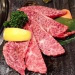 蔓牛焼肉 太田家 - 追加のハラミ