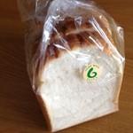 むぎパン - むぎスペシャル 卵不使用の食パン