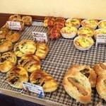 むぎパン - 惣菜パン