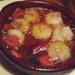 カサ エルニーニョ - 料理写真:エビのアヒージョ