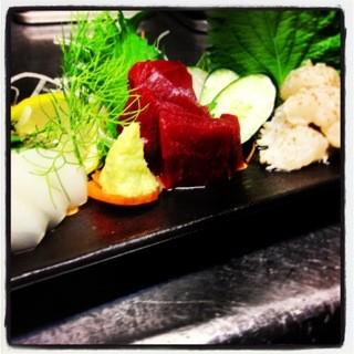 新鮮なお魚にはやっぱり日本酒ですよね。