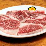 焼肉屋マルキ - 本カルビ焼