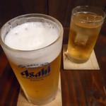 戸張屋 - 生ビールとハイボール