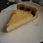 cafe Iris - チーズケーキ