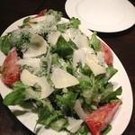 19081062 - ルッコラとトマトのサラダ