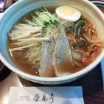 19082309 - 冷麺でぇすヽ(*´▽)ノ♪