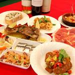 川口バル - 洋風小皿料理から本格派の逸品までご用意しています。