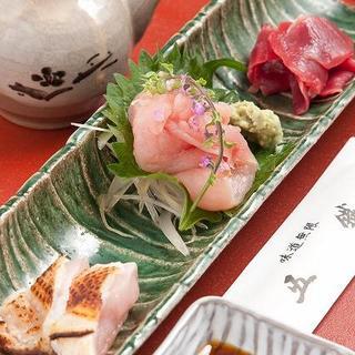 「茨城のうまいもんどころ」指定店として、茨城の郷土料理を提供する老舗料理店