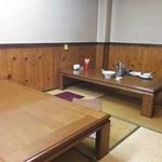 みづほ - 小上がり座敷(18席)