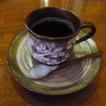 珈琲 ふう - ドリンク写真:ブレンドコーヒー