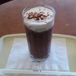 ドトールコーヒーショップ - アイスカフェ・モカ・S(310円)