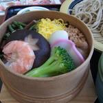 Kikyou - ふんわり、ほかほかしておいしいわっぱ飯