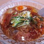 19085318 - 韓国風冷麺 \700