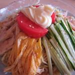 19085324 - 中華風冷麺 \700 ゴマダレです