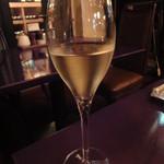 金沢とどろき亭 - シャンパン