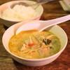 アジアン アジアン - 料理写真:2013.5 ゲーンキャオワーン(グリーンカレー)