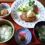 はまなす - 890円★和風ハンバーグ膳( ´艸`)