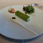 19086363 - 2013年5月前菜・タラバ蟹とトマトのファルシー