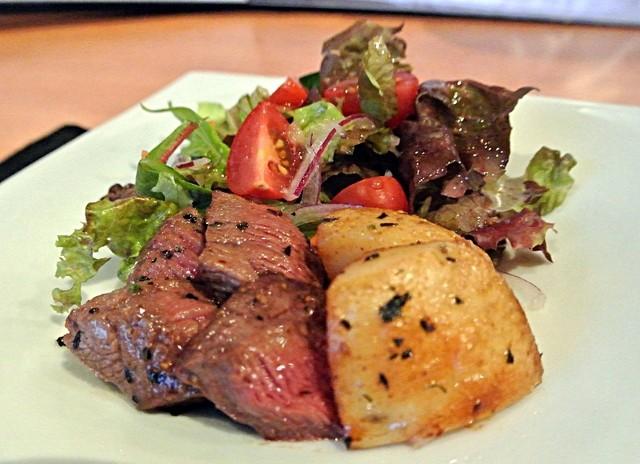和み庵 篤屋 - 和牛のステーキ