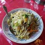 萬里 - 野菜炒め