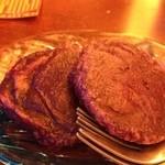 19089074 - 紫芋の餅⁈