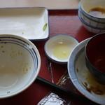龍野堂本食堂 - 完食