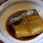 龍野堂本食堂 - 魚ー