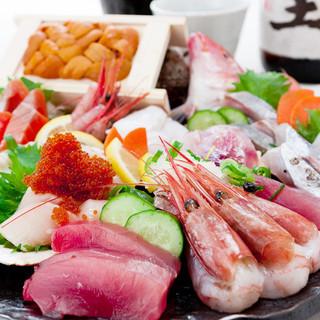 美味しい魚が食べたい!美味しいお酒が飲みたい!