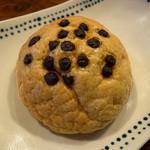 ばあばのパン屋さん - 「チョコメロン」(160円)。とっても美味しい。