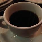 トラットリア シェ ラパン - コーヒー