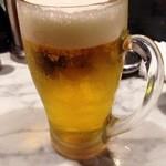 てっちゃん - 2013/05/2X 生ビールがウマイ!薫風香るバラの五月