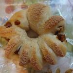 ポム・ド・パン - 2013/6  イチジククリームチーズ