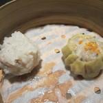Chuugokuryouriryuuhou - 焼売とモチ米肉団子