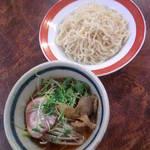 南風 - つけ麺(焼売セット)700円単品620円