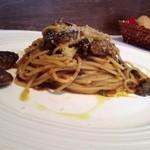 トラットリア スペランツァ エッセ - ①特製ボロネーゼ オリーブオイルも美しい