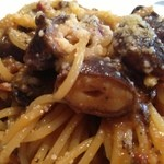トラットリア スペランツァ エッセ - 花豆のパルミジャーノ