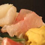 産直屋 魚渋 - 青鯛