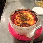 19096961 - ナスとチーズのミートグラタン