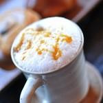 リッカカフェ - 料理写真:キャラメルマキアート