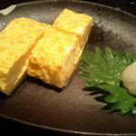 串焼き おんば - ダシ巻き玉子