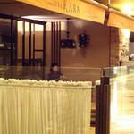 Osteria UVA RARA - OptioA30で撮影