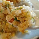 ラーメンハウス味季 - 炒飯