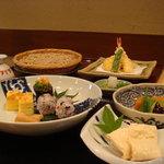 いち遊 - 料理写真:昼のゆば膳