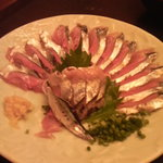 1910748 - 秋刀魚のお刺身