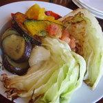 オレンジダイナー - 野菜