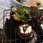 せんざん - サザエのつぼ焼き