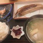 19101540 - 平日ランチ:けんちん汁定食(840円)