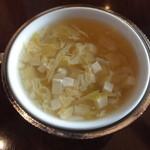 19101558 - 本日のスープ