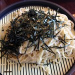 19101577 - 正油つけ麺 こってり 具付 2013年5月