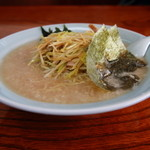 ラーメンショップ - 料理写真:ねぎラーメン 中盛